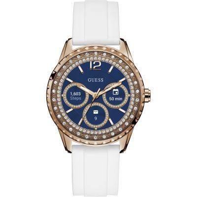 Reloj Cronógrafo para Mujer Guess Connect Android Wear Bluetooth C1003L1