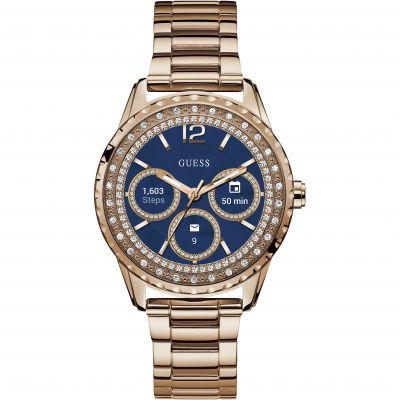Orologio Cronógrafo da Donna Guess Connect Android Wear Bluetooth C1003L4