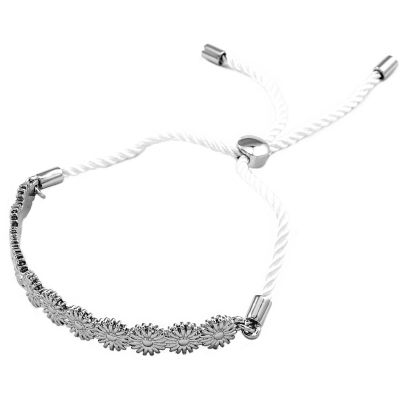Ladies Fiorelli Stainless Steel Slider Bracelet XB1379