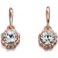 Ladies Fiorelli Rose Gold Plated Earrings XE4828