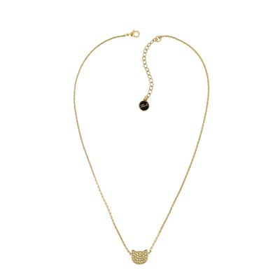 Karl Lagerfeld Choupette Necklace 5420543