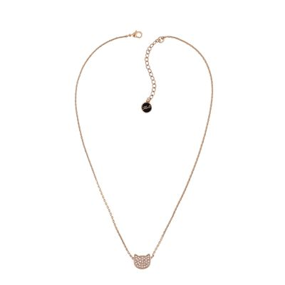 Karl Lagerfeld Choupette Necklace 5420544