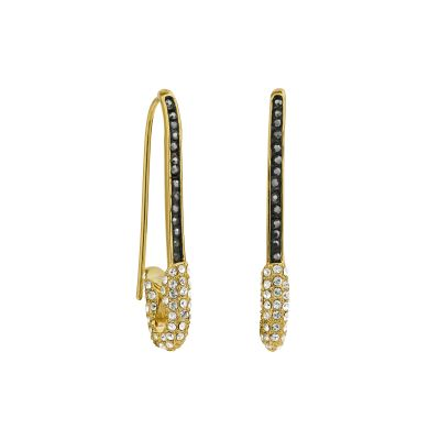 Karl Lagerfeld Safety Pin Earrings 5420609