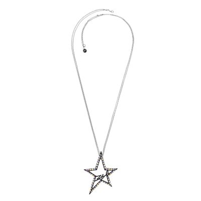 Biżuteria Karl Lagerfeld Jewellery Open Star Long Necklace 5420643