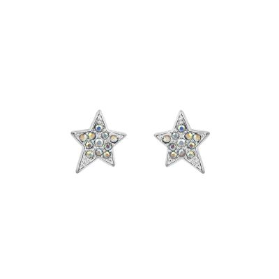 Karl Lagerfeld Dames Star Post Earrings Verguld Zilver 5420648