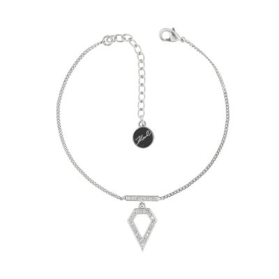 Karl Lagerfeld Open Diamond Bracelet 5420760
