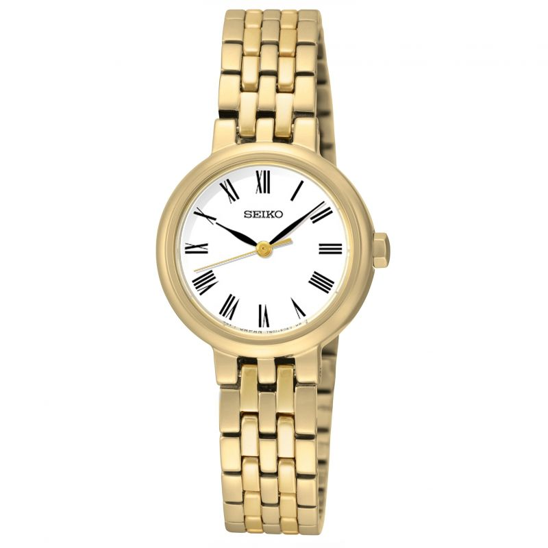 Ladies Seiko Dress Watch SRZ464P1