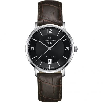 Montre Homme Certina DS Caimano Powermatic 80 C0354071605700