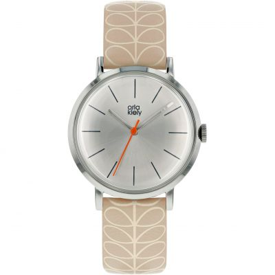 Ladies Orla Kiely Stem Watch OK2177