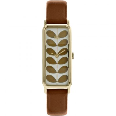 Ladies Orla Kiely Ivy Charm Watch OK2182