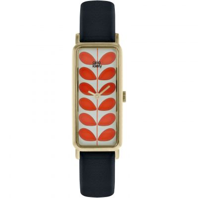 Ladies Orla Kiely Ivy Charm Watch OK2184