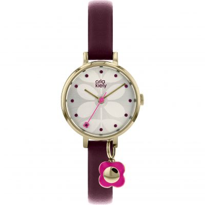 Ladies Orla Kiely Ivy Watch OK2186