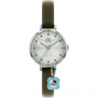 Ladies Orla Kiely Laurel Watch OK2187