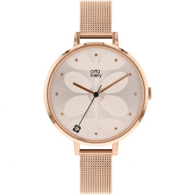Ladies Orla Kiely Watch OK4064
