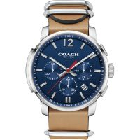 Mens Coach Bleecker Chronograph Watch 14602018