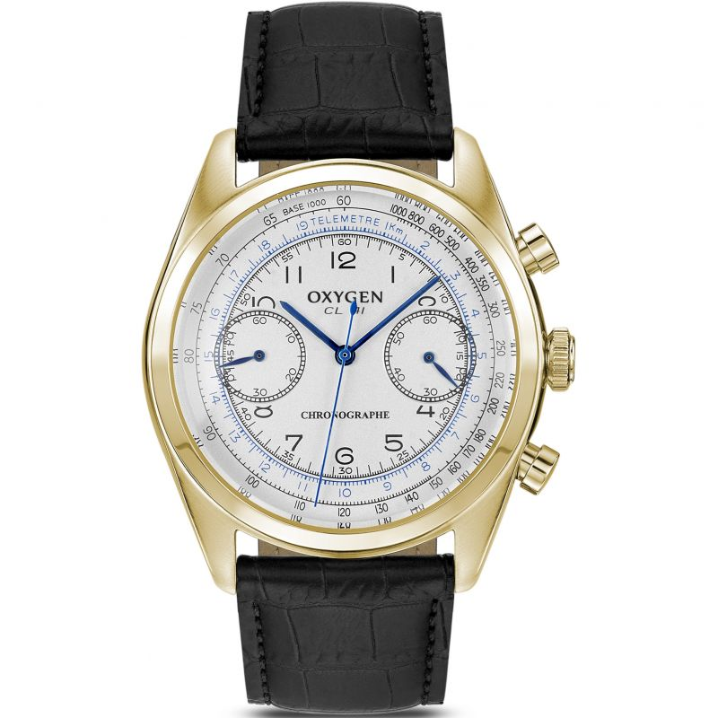 Mens Oxygen Rubens Chronograph Watch