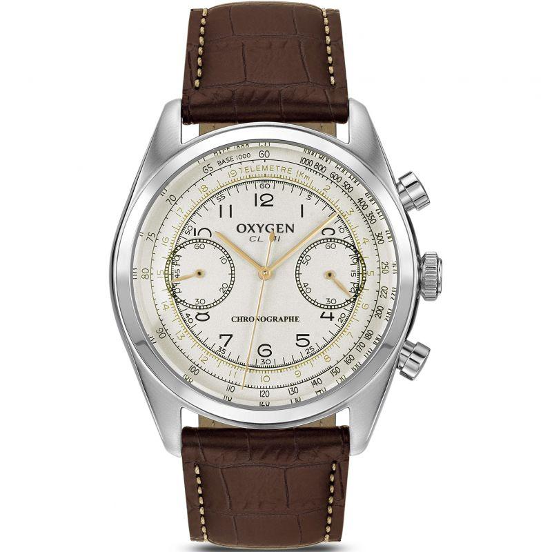 Mens Oxygen Fangio Chronograph Watch