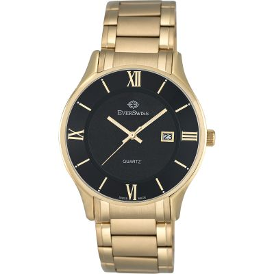 Montre Homme EverSwiss 9745-GGB