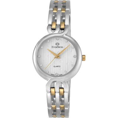 Ladies EverSwiss Watch 2801-LTW
