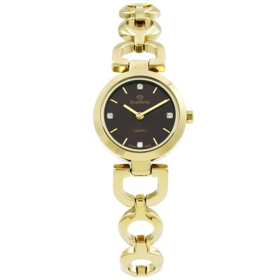 Ladies EverSwiss Watch 2776-LGBR