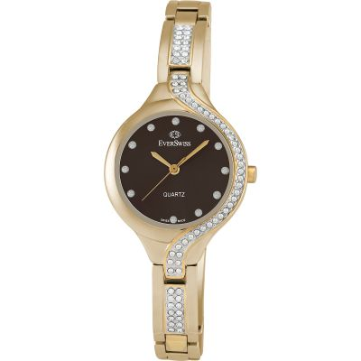 Ladies EverSwiss Watch 2795-LGBR