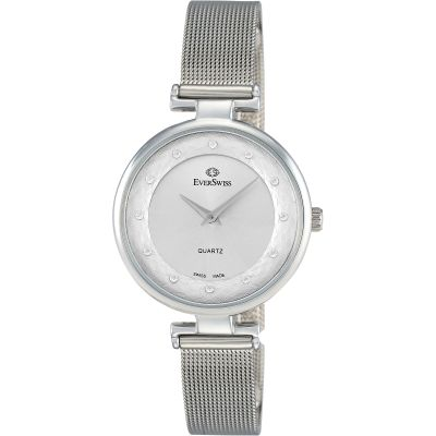 Ladies EverSwiss Watch 2802M-LSS