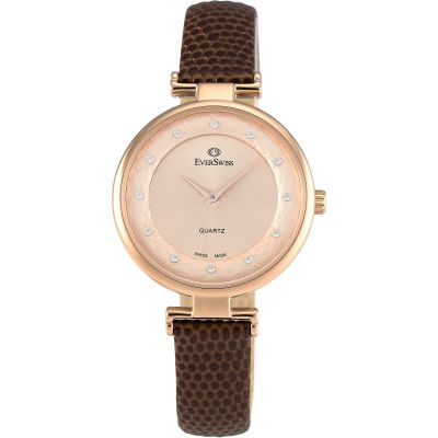 Ladies EverSwiss Watch 2802-LLRR