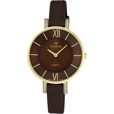 Ladies EverSwiss Watch 2787-LLBR