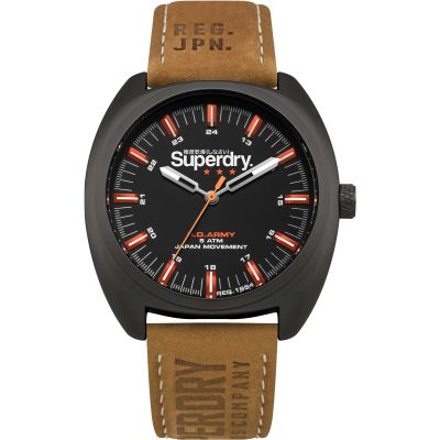 Montre Homme Superdry SYG228TB