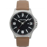 Police CLAN Watch 15384JS/02