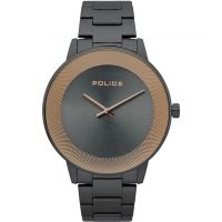 Police SUNRISE Watch 15386JSU/61M