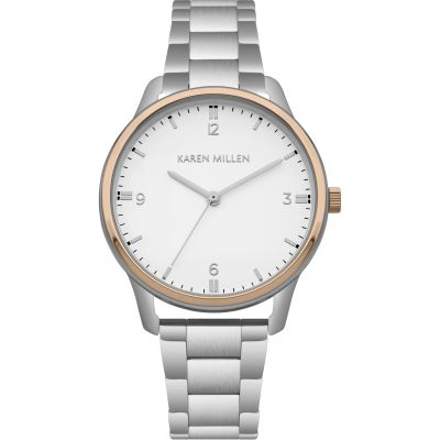 Karen Millen Watch KM167SRGM