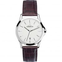 Mens Michel Herbelin Lyre Watch