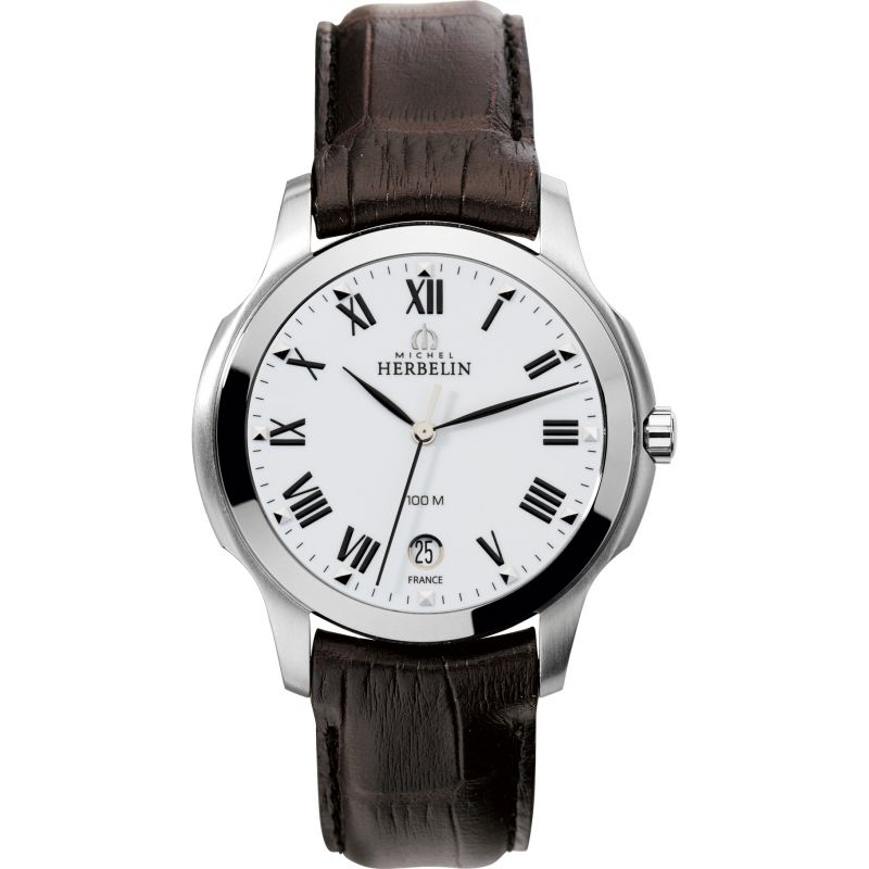 Mens Michel Herbelin Ambassador Watch