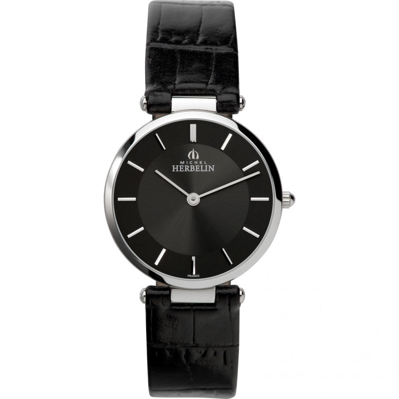 Mens Michel Herbelin Epsilon Watch