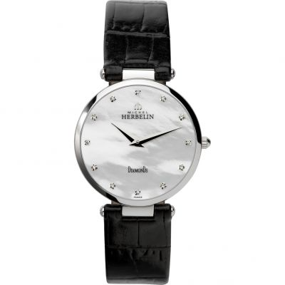Ladies Michel Herbelin Epsilon Watch 17343/89N