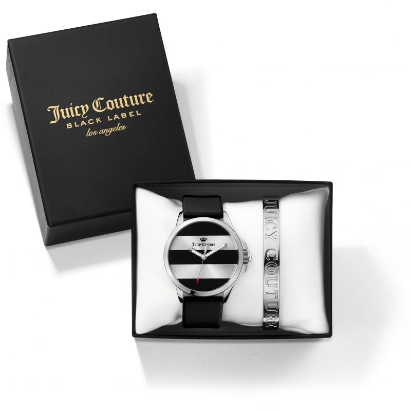Ladies Juicy Couture Jetsetter Gift Set Watch