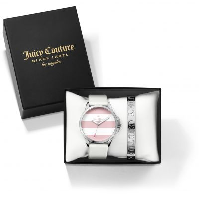 Ladies Juicy Couture Fergie Gift Set Watch 1950009