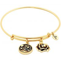 Ladies Chrysalis Gold Plated Friends & Family Mum Bangle CRBT0700GP
