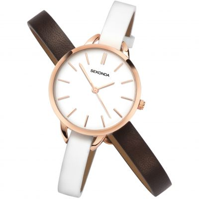 Ladies Sekonda Gift Set Watch 2557G