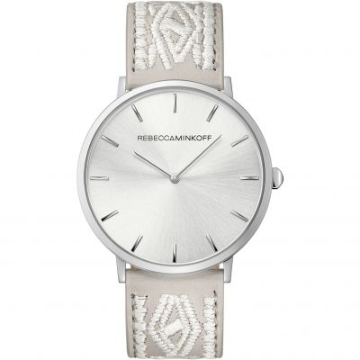 Rebecca Minkoff Major Damenuhr in Mehrfarbig 2200010