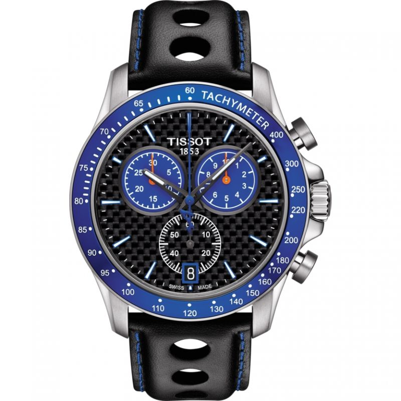 Mens Tissot V8 Alpine Special Edition Chronograph Watch