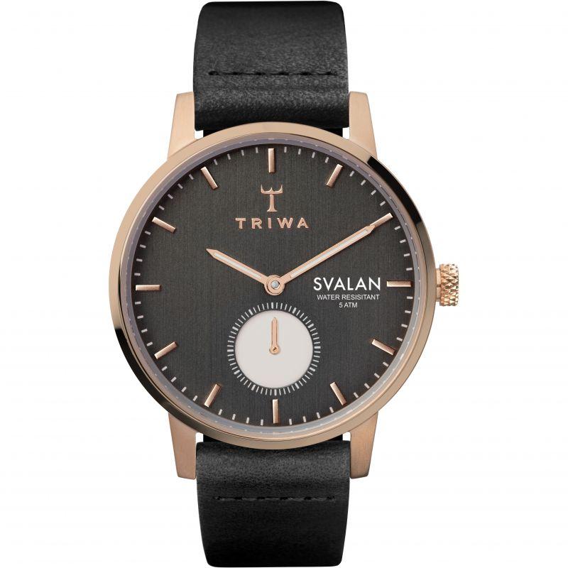 Triwa Noir Svalan Watch