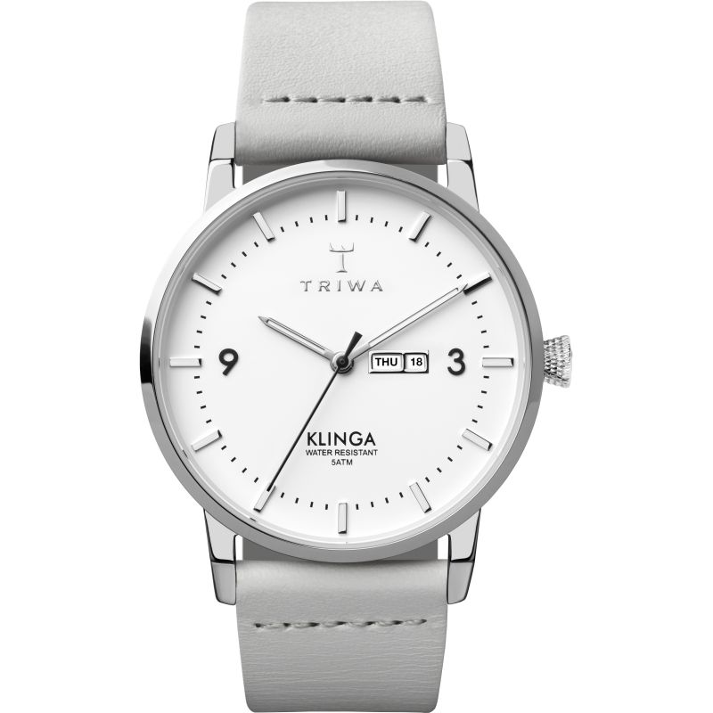 Triwa Snow Klinga Watch