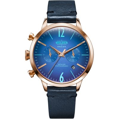 Reloj para Unisex Welder The Moody 38mm Dual Time K55/WWRC106