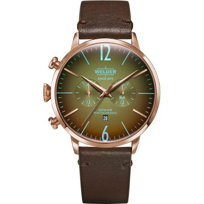 Reloj para Unisex Welder The Moody 45mm Dual Time K55/WWRC314