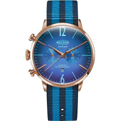 Reloj para Unisex Welder The Moody 45mm Dual Time K55/WWRC500