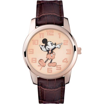 Disney Mickey Mouse Adults Barnklocka MK1459