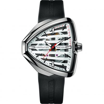 Hamilton Ventura Elvis80 Skeleton Watch H24555381