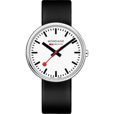 Mondaine Mini Giant Herrenuhr MSX.3511B.LB